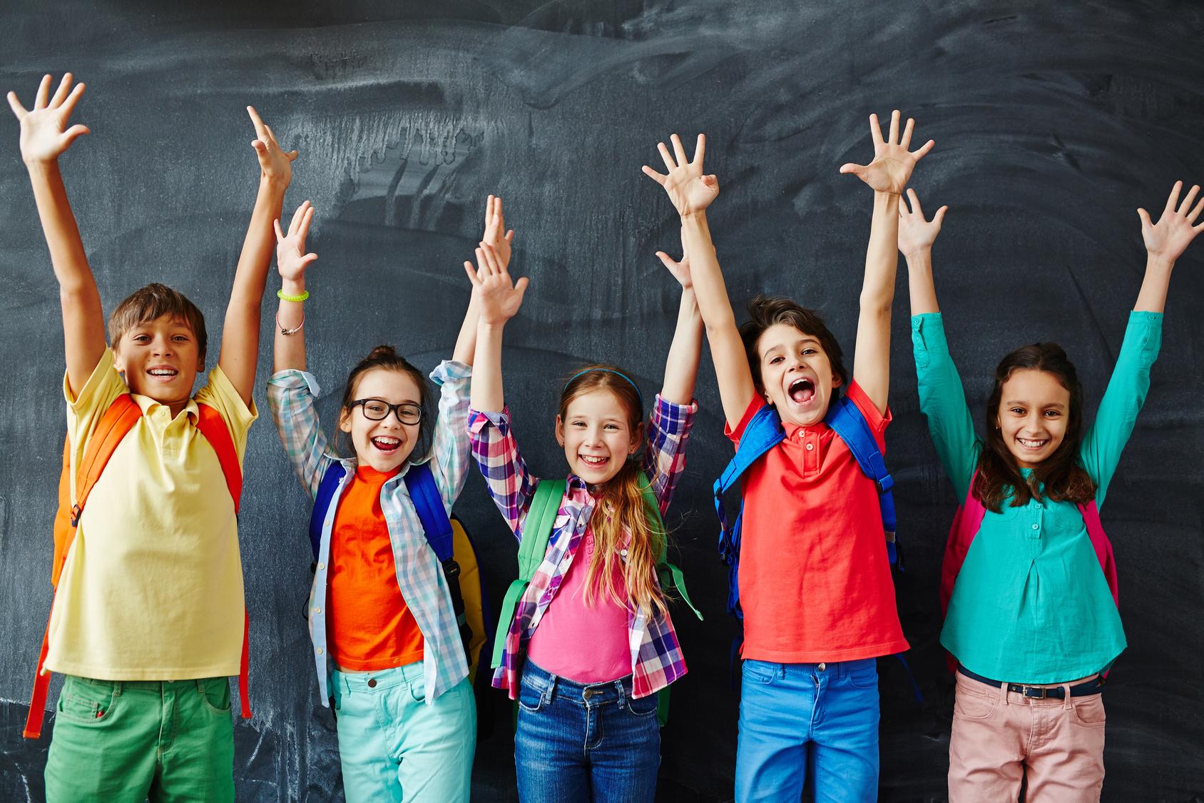 Angielski dla dzieci szkolnych 6-10 lat