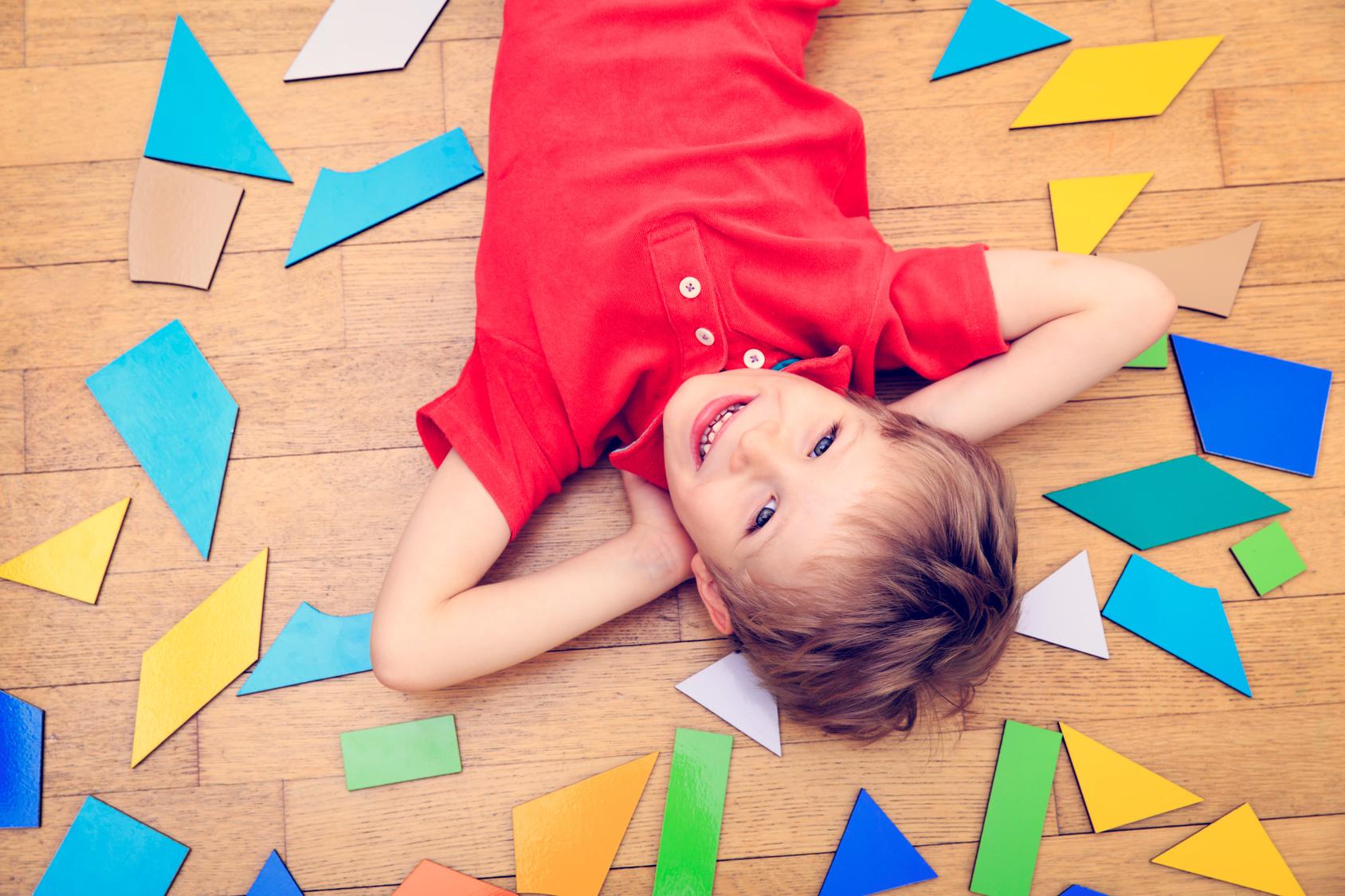 Angielski dla przedszkolaków 3-6 lat