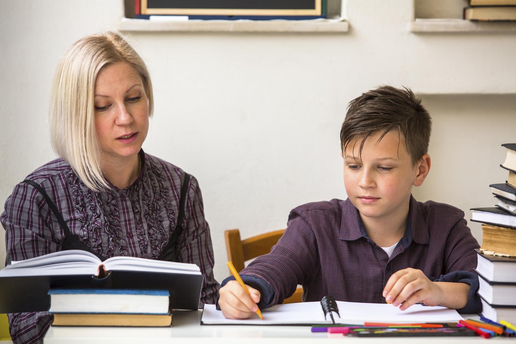 Zajęcia indywidualne dla dzieci i korepetycje
